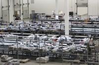 Logistika tisku:  z tiskárny k ranní kávě za pět hodin