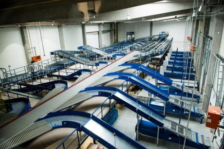 PPL slavnostně otevřela největší balíkové překladiště v ČR