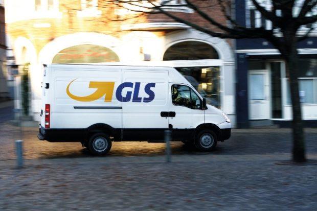 GLS přepravuje hračky během předvánoční charitativní akce