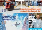 SL 149: Rozhovor s Magna Exteriors; konsignační sklady; trendy v letecké přepravě…
