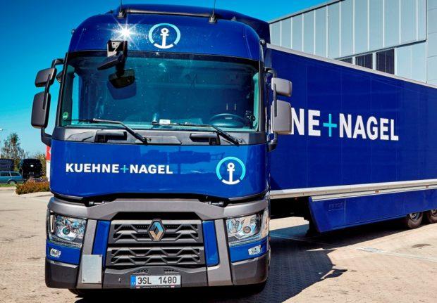 Kühne + Nagel navazuje partnerství se Startupbootcamp