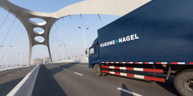 Unilever zvolil pro správu e-commerce Kühne + Nagel
