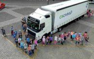 C.S.CARGO uspořádalo akci o bezpečnosti v silničním provozu