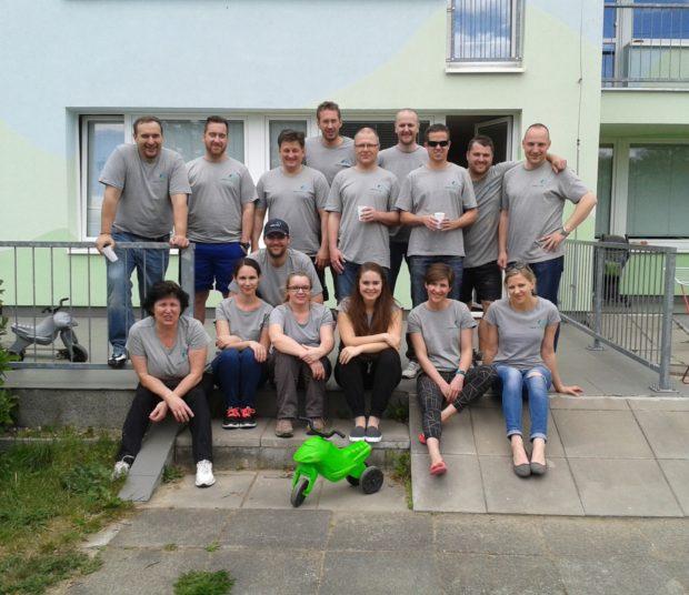 Zaměstnanci Prologis se zúčastnili iniciativy IMPACT Day
