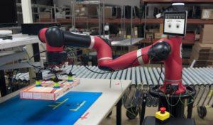 Roboti v DHL jsou společníky při vychystávání