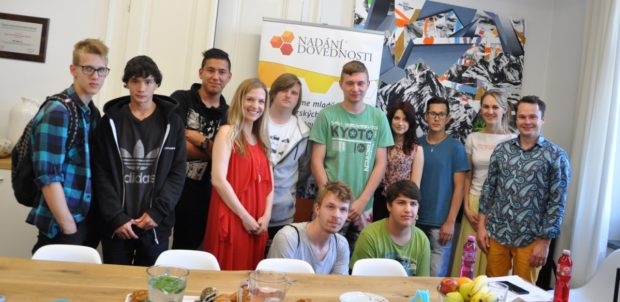 108 AGENCY podpořila kariérní rozvoj mladých lidí