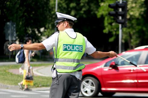 GLOSA: Větší represe pro české řidiče?