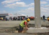 FOTOGALERIE: FM Logistic bude mít novou halu u D11