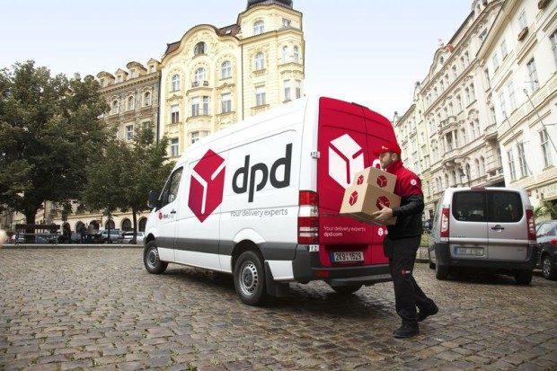 Aplikace DPD Kurýr nabízí nadstandardní služby