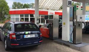 CNG je nejoblíbenějším alternativním palivem
