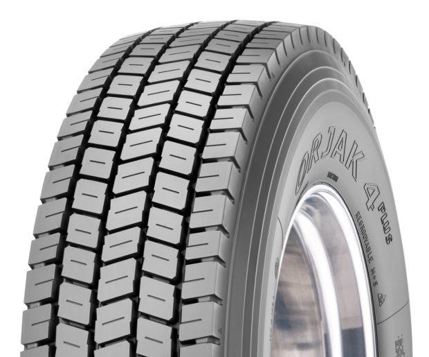 Nové celoroční pneumatiky Sava pro dopravce