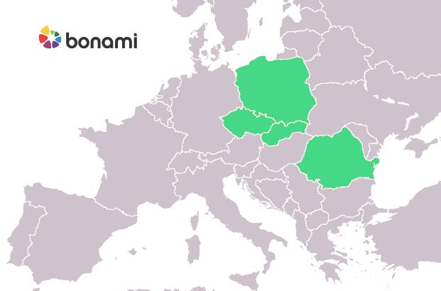 Bonami expanduje do Rumunska
