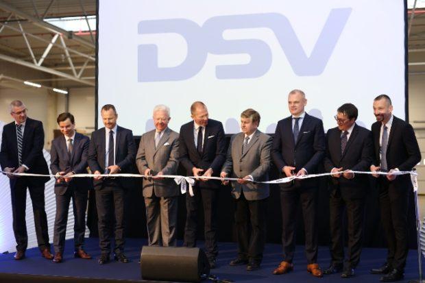 DSV s novou centrálou a logistickým centrem za půl miliardy