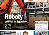 SL 155: Robotizace; 3PL a 4PL logistika; Sběrné linky…