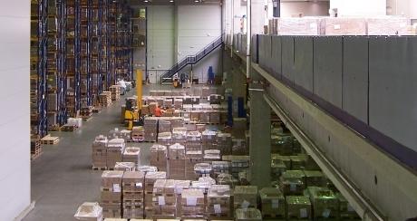Průzkum: Výrobní firmy trápí problémy se skladem