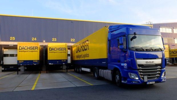 DACHSER letos rostl hlavně v kontraktní logistice
