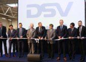 VIDEO: Slavnostní otevření nové centrály a logistického centra DSV