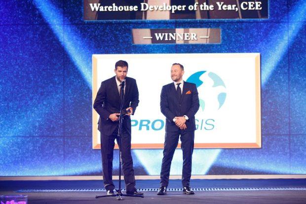 Nejlepším developerem skladů v CEE vyhlášen Prologis