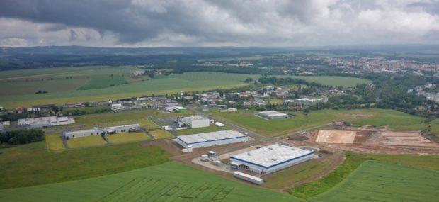 Zájem čínských firem o české průmyslové nemovitosti roste