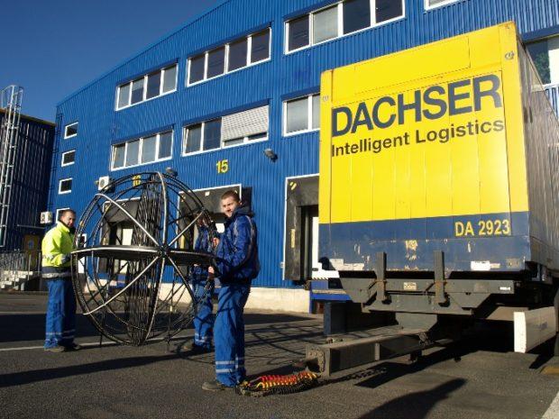 DACHSER a charita: logistická podpora Světlušky