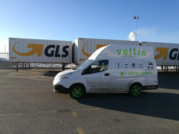 GLS otevřela dvě nová depa a navyšuje kapacitu o třetinu