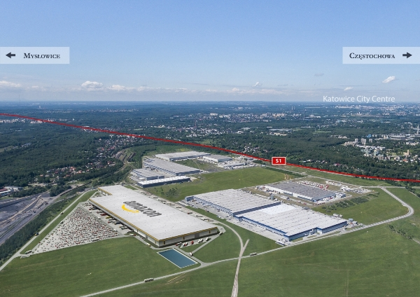 Nové distribuční centrum Amazonu vyroste na jihu Polska