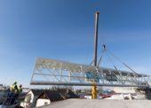 Budvar staví most mezi výrobní linkou a moderním skladem