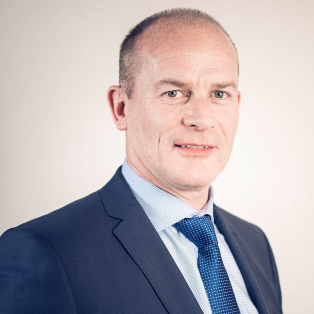 Anthony Gunn jmenován viceprezidentem GEFCO