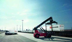 Multimodální přeprava napříč Evropou uspoří čtvrtinu emisí