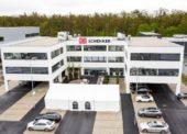 DB Schenker otevírá moderní terminál v Rakousku