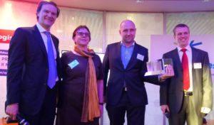 SEGRO Logistics Park Prague obhájil vítězství v soutěži Cena nájemců