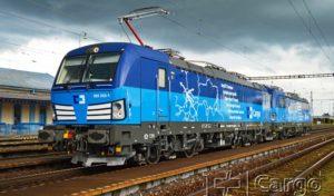 ČD Cargo rozšiřuje svou flotilu lokomotiv od Siemensu