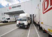 DB Schenker otevřel logistické centrum v Ústí nad Labem