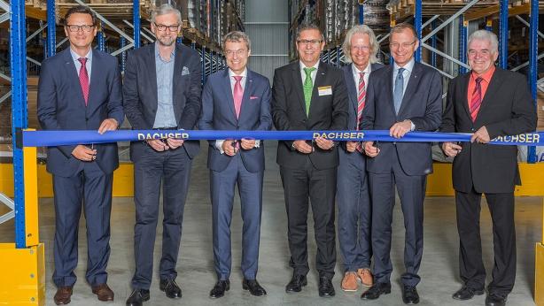 DACHSER otevřel u Lince nový sklad za 10 milionů eur