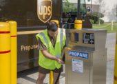 UPS výrazně navýší počet vozidel s alternativním pohonem