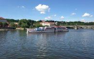 Vláda podpoří rozvoj vodní dopravy, chce vybudovat plavební stupeň Děčín