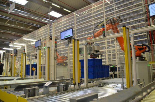 ŠKODA AUTO investovala přes 200 milionů korun do automatického skladu