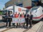 Deutsche Bahn a DB Schenker logisticky podporují sportovce v Německu