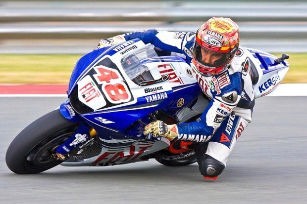 Vozíky Yale se využívají v MotoGP. Budou i teď v Brně