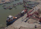 DB Schenker přepravil 100.000 tun materiálu pro výstavbu elektráren v Egyptě