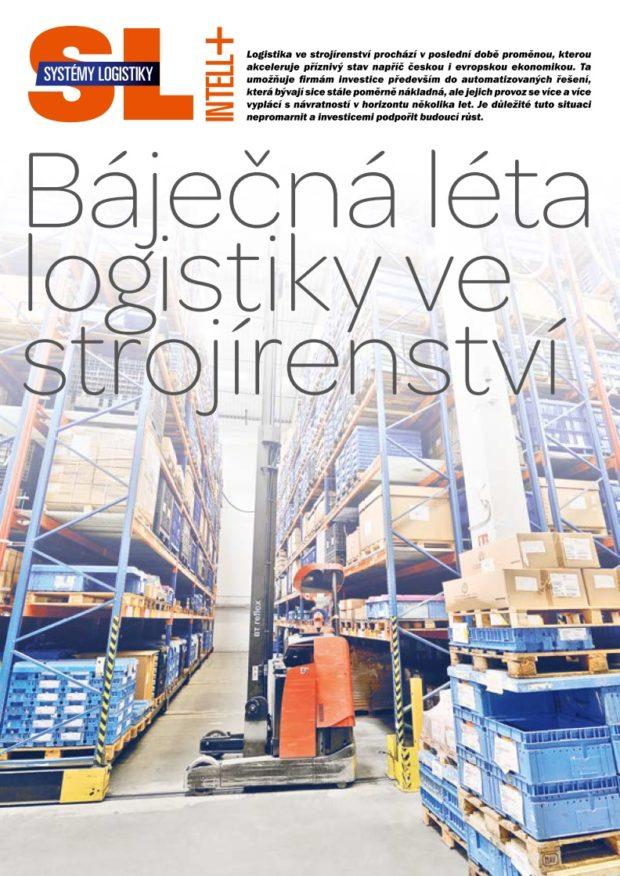 PŘÍLOHA: Logistika ve strojírenství