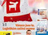 SL 165: Logistika Vánoc; Sběrná služba; Trendy v EDI komunikaci