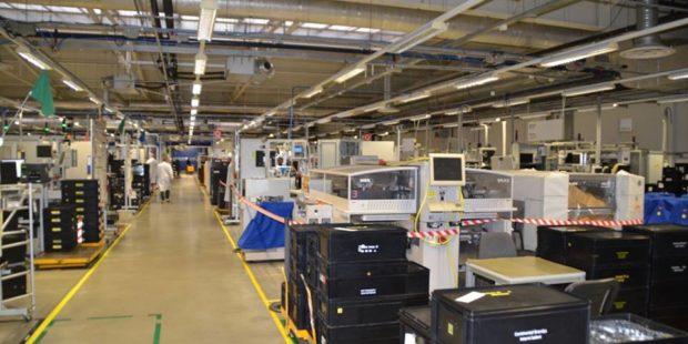 Continental otevřel moderní skladovou halu v Brandýse
