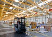 DB Schenker uvedl do provozu ekologicky šetrné logistické centrum v Itálii