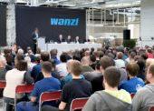 Wanzl uvedl do provozu moderní výrobní závod v Hněvotíně