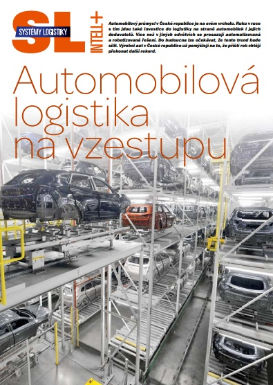 PŘÍLOHA SL 167: Logistika v automotive