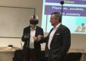 Robotické vozíky a rozšířená realita na setkání Klubu logistiky SSL