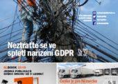 SL 168: Rizika námořních přeprav; Logistika nebezpečného zboží; GDPR