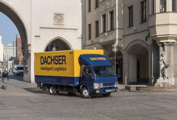 DACHSER získal evropské ocenění za udržitelný rozvoj