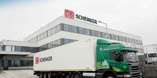 Emise dolů: DB Schenker přispívá k plnění ekologických cílů Deutsche Bahn